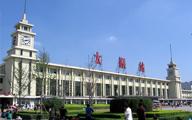 山西 太原火车站