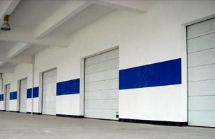 湘联工业提升门
