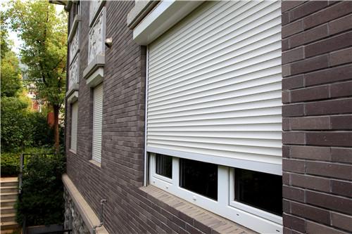 湘联建筑外遮阳卷帘窗